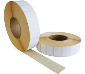 Zebra Z-Perform 1000D (3006307-T) compatibles, Eco, 57mm x 32mm, 4470 étiquettes, Ø mandrin 76mm, blanches, permanentes