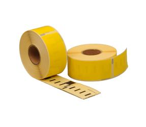 Afbeelding van Seiko SLP-1YLB étiquettes compatibles, 89mm x 28mm, 260 étiquettes
